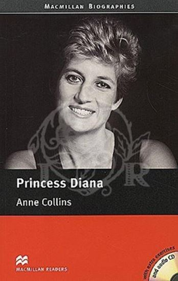 Picture of PRINCESS DIANA WITH AUDIO CD