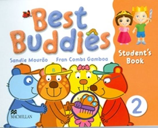 Picture of BEST BUDDIES 2 - STUDENT´S BOOK WITH AUDIO CD