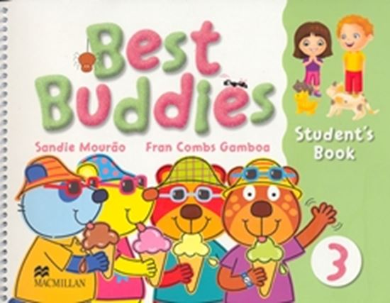Picture of BEST BUDDIES 3 - STUDENT´S BOOK WITH AUDIO CD