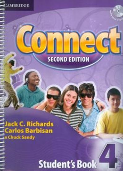 Picture of CONNECT 4 (STUDENT´S BOOK / CD-AUDIO / READER) - SECOND EDITION