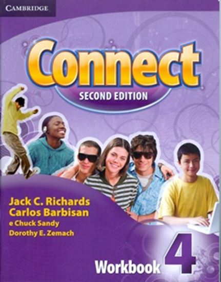 Picture of CONNECT 4 WORK BOOK SECOND EDITION
