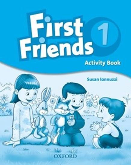 Picture of FIRST FRIENDS 1 - WORKBOOK - 1ST EDITION