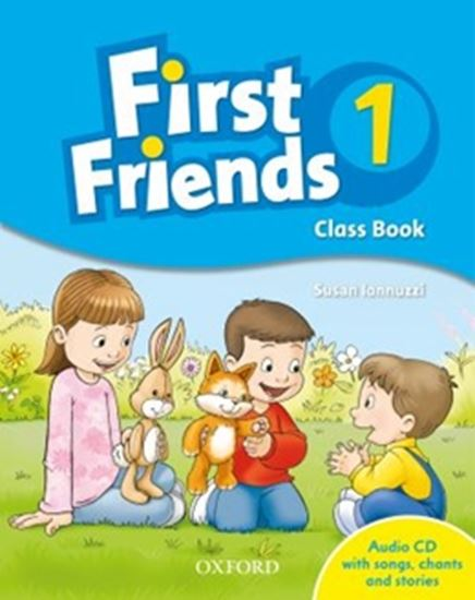 Picture of FIRST FRIENDS 1 - STUDENT´S PACK - 1ST EDITION