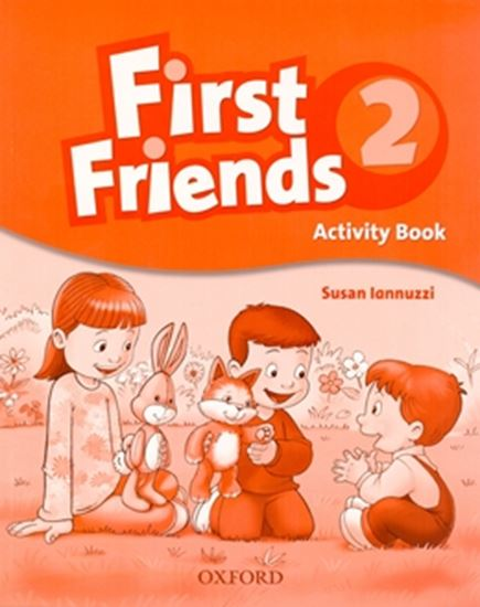 Picture of FIRST FRIENDS 2 - WORKBOOK - 1ST EDITION
