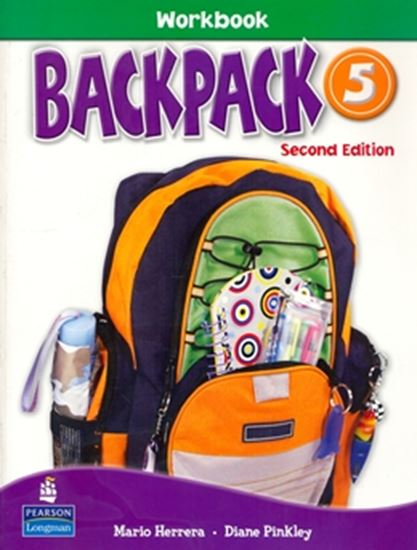 Picture of BACKPACK 5 WORKBOOK WITH AUDIO CD - 2ND ED