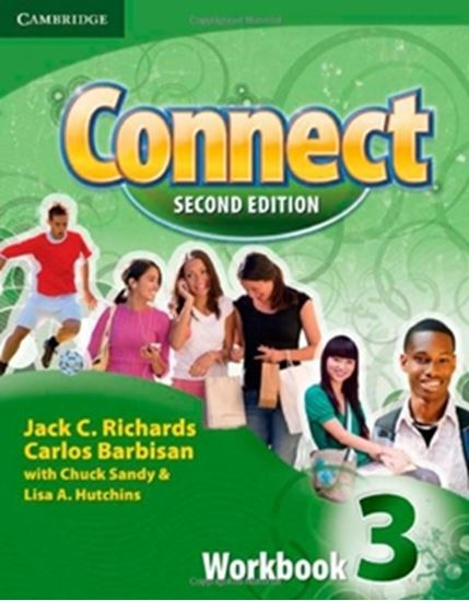 Picture of CONNECT 3 - WORKBOOK INTERNATIONAL - SECOND EDITION