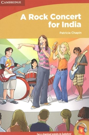 Picture of A ROCK CONCERT FOR INDIA - BEGINNING