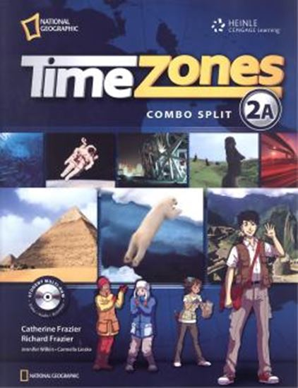 Picture of TIME ZONES 2A - SB COMBO SPLIT W/MULTI-ROM