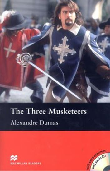 Picture of THE THREE MUSKETEERS WITH AUDIO CD