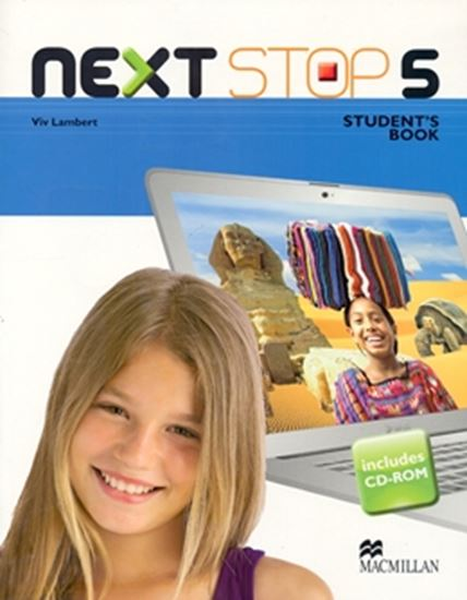 Picture of NEXT STOP 5 - STUDENTS PACK(SB + CD-ROM + WB)