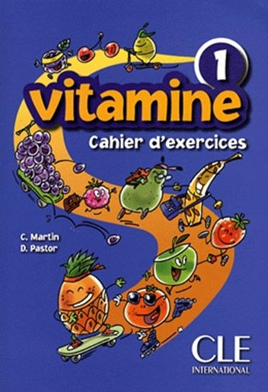 Picture of VITAMINE 1 - CAHIER D´ACTIVITES AVEC AUDIO CD ET PORTFOLIO