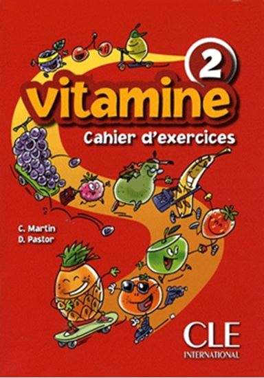 Picture of VITAMINE 2 - CAHIER D´ACTIVITES AVEC AUDIO CD ET  PORTFOLIO