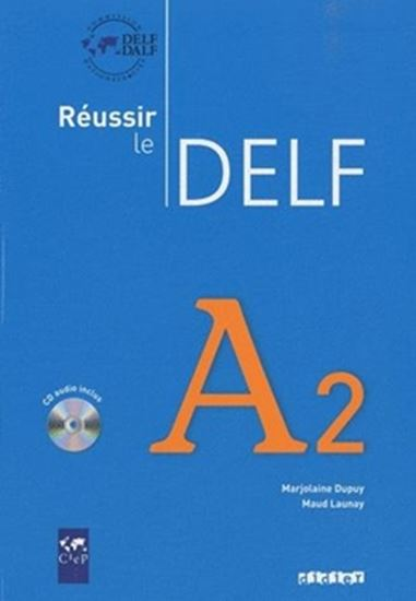 Picture of REUSSIR LE DELF A2 - LIVRE + CD AUDIO