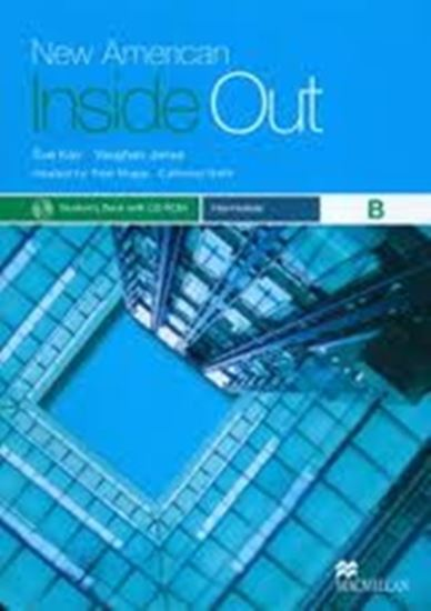 Picture of NEW AMERICAN INSIDE OUT INTERMEDIATE B - STUDENT´S BOOK WITH CD-ROM