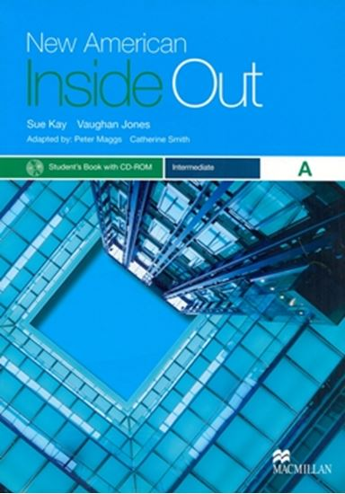 Picture of NEW AMERICAN INSIDE OUT INTERMEDIATE A - STUDENT´S BOOK WITH CD-ROM
