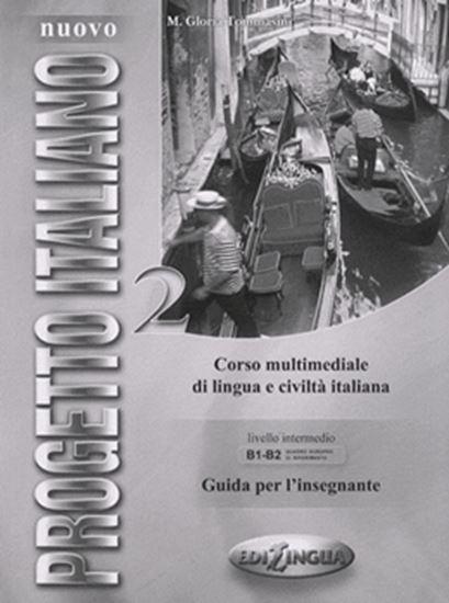 Picture of NUOVO PROGETTO ITALIANO 2 - GUIDA PER L´INSEGNANTE
