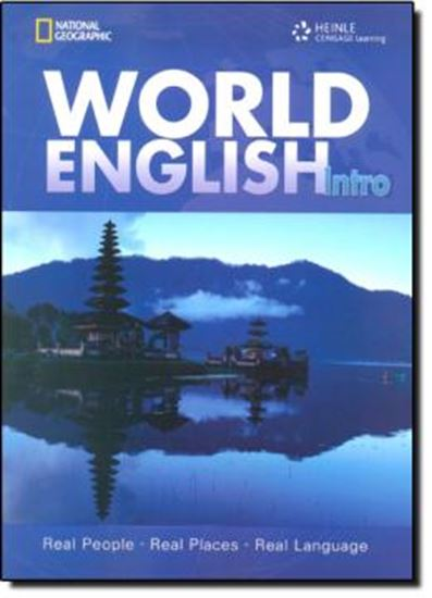 Picture of WORLD ENGLISH INTRO STUDENT´S BOOK WITH CD-ROM