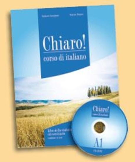 Picture of CHIARO! A1 -  LIBRO STUDENTE + CD-ROM AUDIO CD