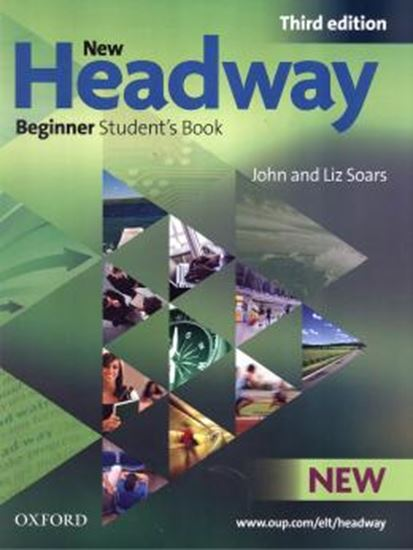 Picture of NEW HEADWAY BEGINNER SB - 3RD ED