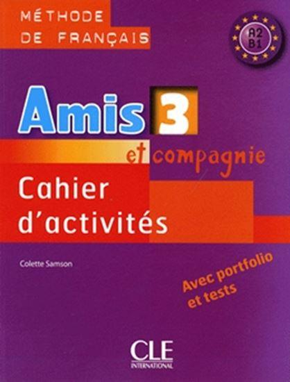Picture of AMIS ET COMPAGNIE 3 - CAHIER D´ACTIVITES