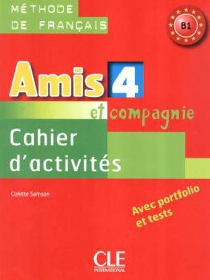 Picture of AMIS ET COMPAGNIE 4 (B1) - CAHIER D´ACTIVITES