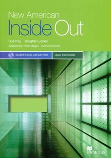 Picture of NEW AMERICAN INSIDE OUT UPPER INTERMEDIATE STUDENT´S BOOK WITH CD-ROM
