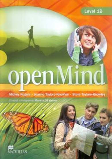 Picture of OPEN MIND 1B STUDENT´S BOOK WITH WEB ACCESS CODE