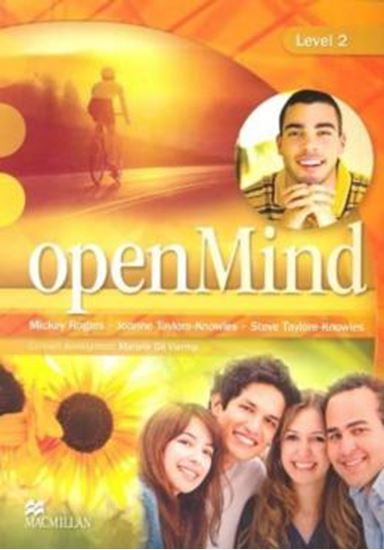 Picture of OPEN MIND 2 STUDENT´S BOOK - WITH WEB ACCESS CODE