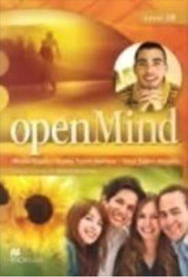 Picture of OPEN MIND 2B STUDENT´S BOOK WITH WEB ACCESS CODE