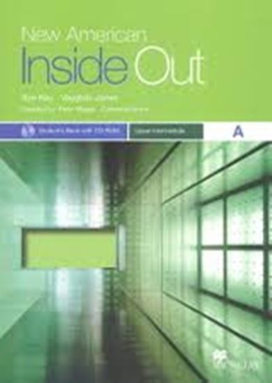 Picture of NEW AMERICAN INSIDE OUT UPPER INTERMEDIATE - A STUDENT´S BOOK WITH CD-ROM