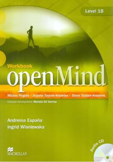 Picture of OPEN MIND 1B WORKBOOK WITH AUDIO CD