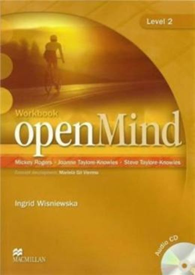 Picture of OPEN MIND 2 WORKBOOK WITH AUDIO CD