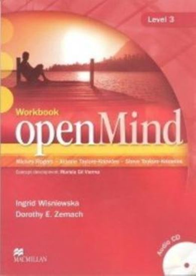 Picture of OPEN MIND 3 WORKBOOK WITH AUDIO CD