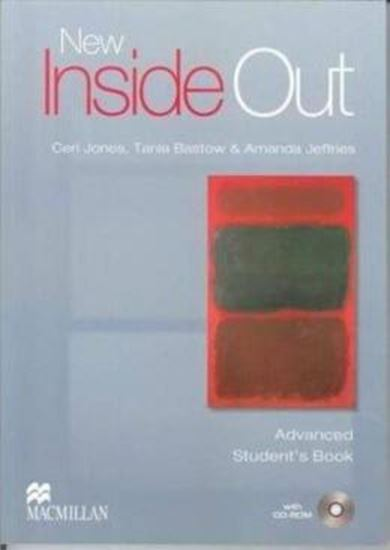Picture of NEW INSIDE OUT ADVANCED STUDENTS BOOK WITH CD-ROM