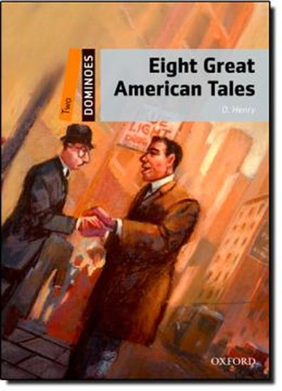 Picture of EIGHT GREAT AMERICAN TALES (DOMINOES 2) 2ND EDITION