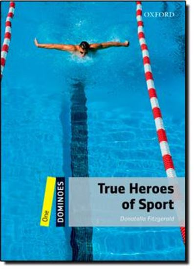Picture of TRUE HEROES OF SPORT (DOMINOES 1) 2ND EDITION