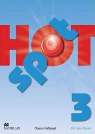 Picture of HOT SPOT 3 - ACTIVITY BOOK