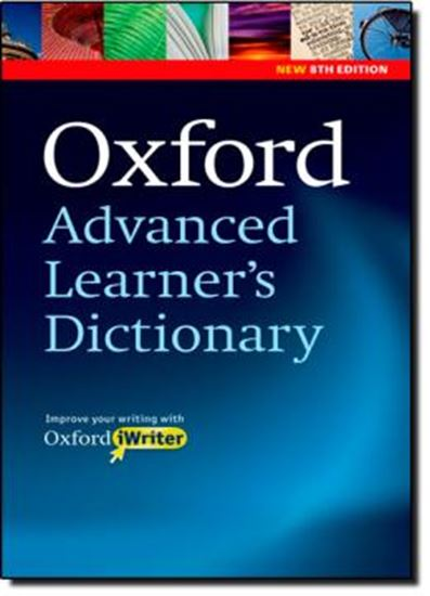Picture of OXFORD ADVANCED LEARNER´S WITH CD-ROM - 8TH ED