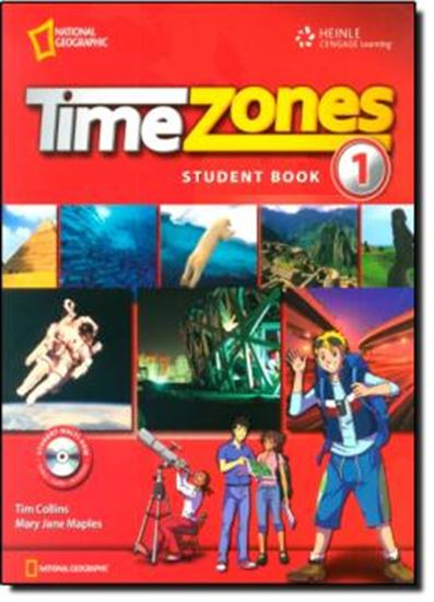 Picture of TIME ZONES 1 - STUDENT´S BOOK