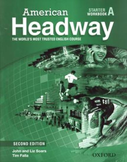 Picture of AMERICAN HEADWAY STARTER WB A - 2ND ED