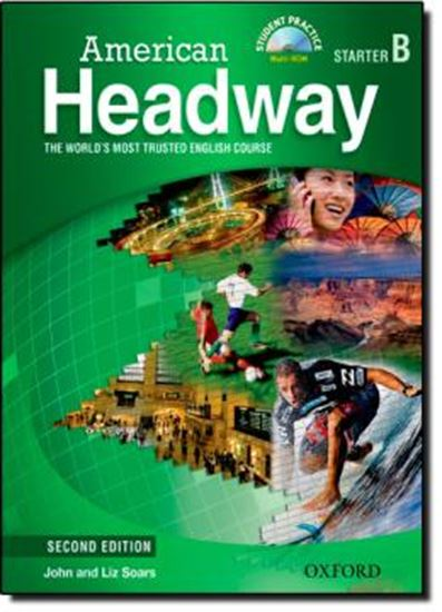 Picture of AMERICAN HEADWAY STARTER B - STUDENT´S BOOK - 2ND EDITION