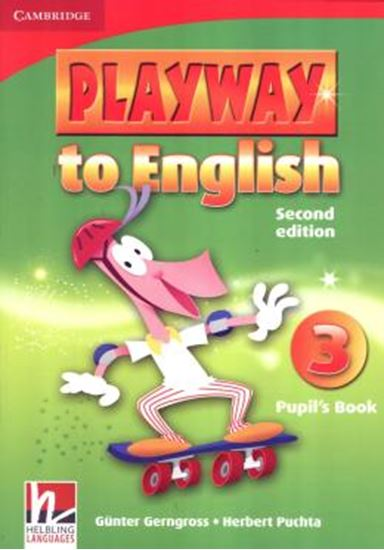 Picture of PLAYWAY TO ENGLISH 3 SB - 2ND ED