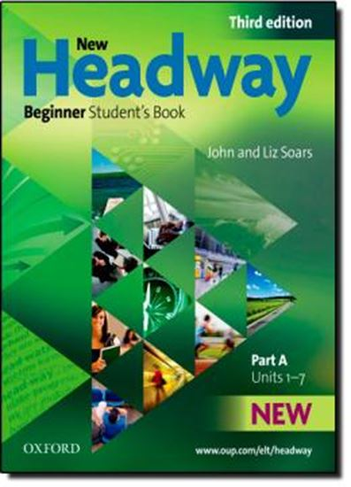 Picture of NEW HEADWAY BEGINNER SB A - 3RD EDITION