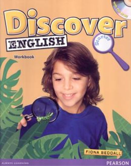 Picture of DISCOVER ENGLISH STARTER WB - WITH MULTI-ROM