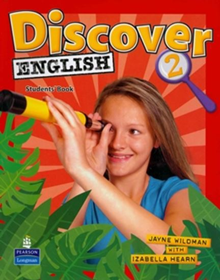 Picture of DISCOVER ENGLISH 2 STUDENT´S BOOK