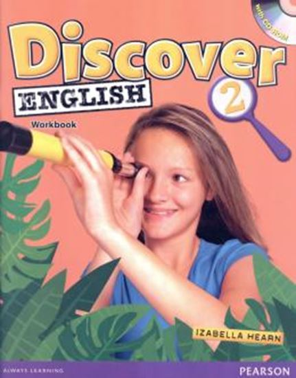 Picture of DISCOVER ENGLISH 2 WB - WITH MULTI-ROM
