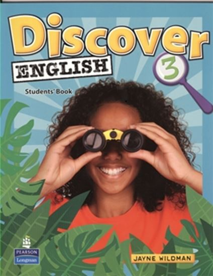 Picture of DISCOVER ENGLISH 3 STUDENT´ BOOK