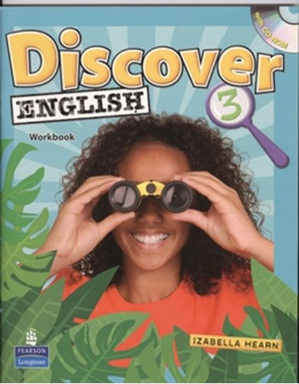Picture of DISCOVER ENGLISH 3 ACTIVITY BOOK WITH MULTI-ROM