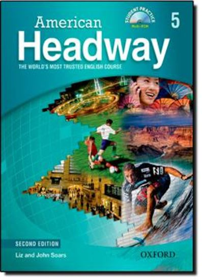 Picture of AMERICAN HEADWAY 5 STUDENT´S BOOK - SECOND EDITION