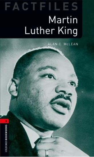Picture of MATIN LUTHER KING - OXFORD BOOKWORMS FACTFILES 3